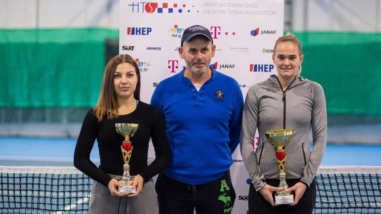 Iva Primorac nova seniorska dvoranska prvakinja Hrvatske