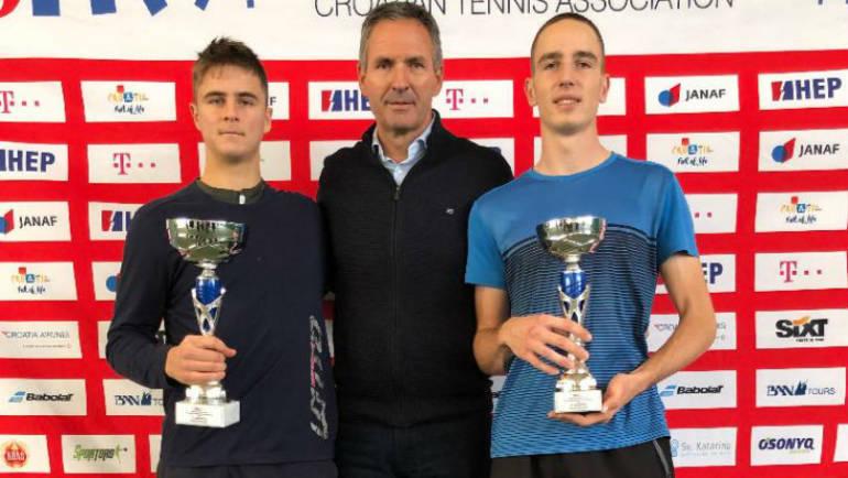 Duje Ajduković osvojio državni naslov, uvjerljiva pobjeda u finalu