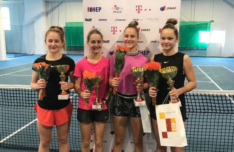 Za naslov državne prvakinje – Derniković i Preis