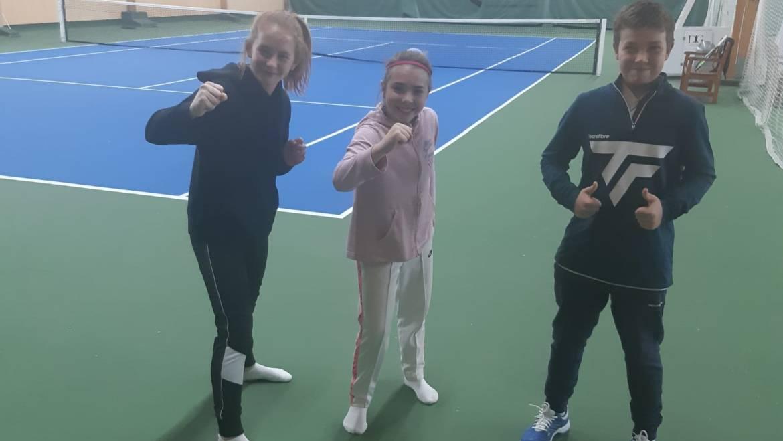 Lana Preis i Dora Mišković u četvrtfinalu TE turnira u Stockholmu