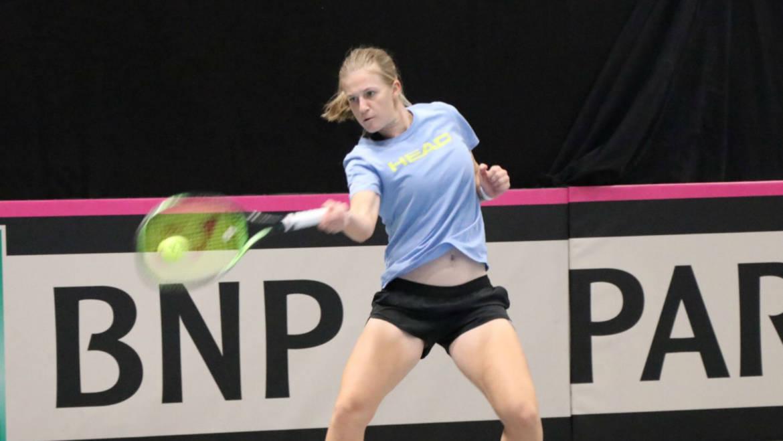 Lea Bošković korak do svog petog naslova na ITF Touru