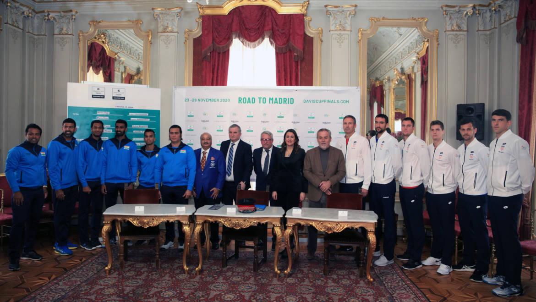 Gojo i Gunneswaran otvaraju susret Hrvatske i Indije