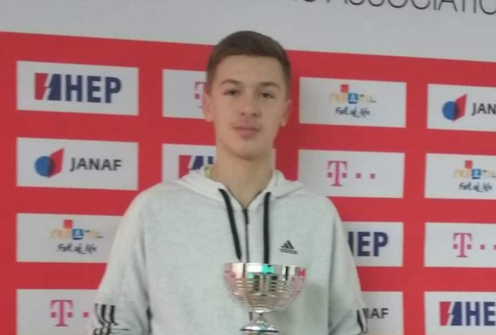 Dorian Salopek: Bilo je jako lijepo igrati u svome gradu i pred domaćom publikom