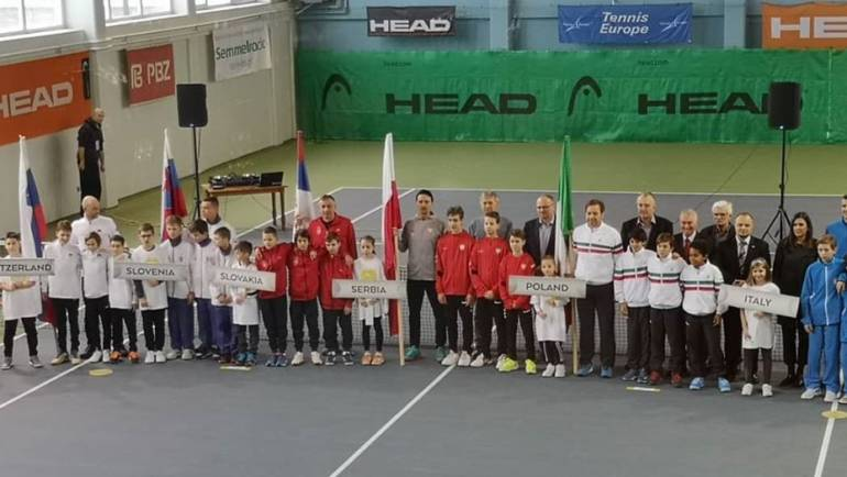 """Poziv zainteresiranim klubovima, za organizaciju kvalifikacijske skupine """"Tennis Europe Challenge 2020, by Head"""", 23.-26.7.2020"""