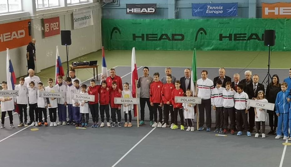 """Karlovac krajem srpnja domaćin kvalifikacijske skupine """"Tennis Europe Nations Challengea"""""""