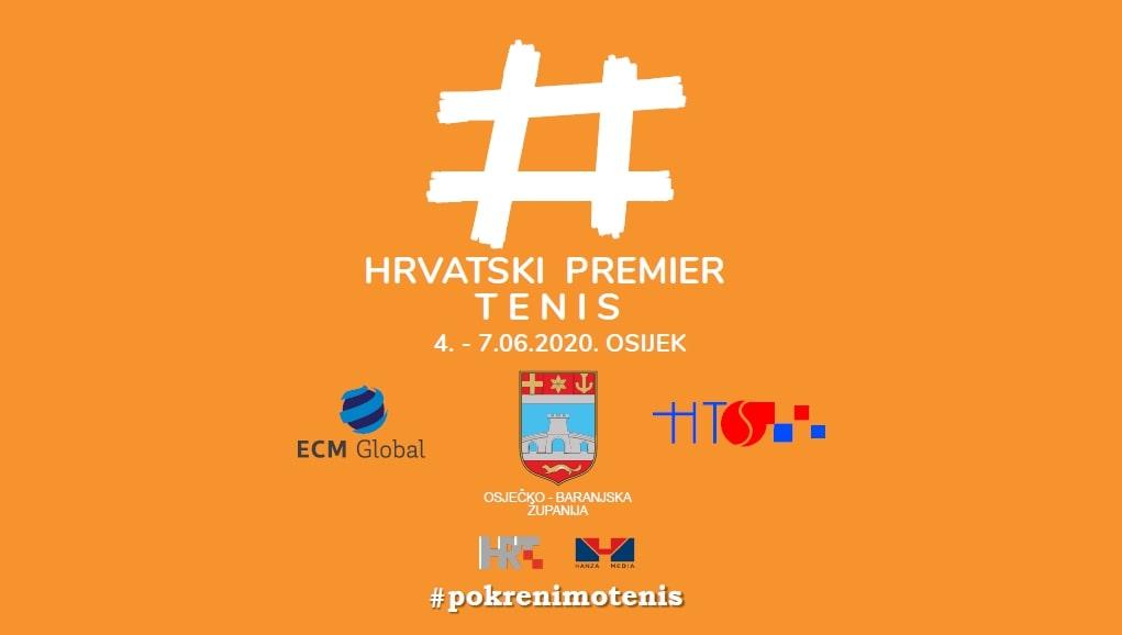 Sve je spremno za Hrvatski Premier Tenis