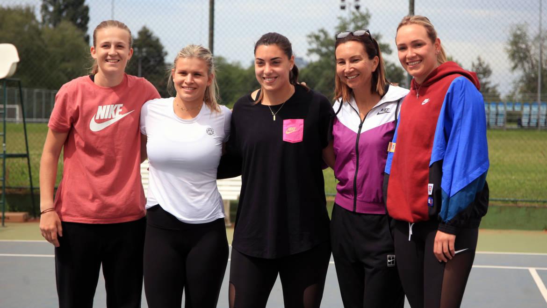 Hrvatska Fed Cup reprezentacija vratila se treninzima