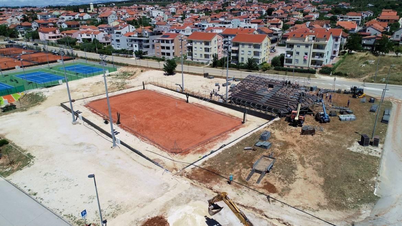 Počela gradnja stadiona u Zadru! Prijenos Adria Toura ide u 110 zemlja na četiri kontinenta