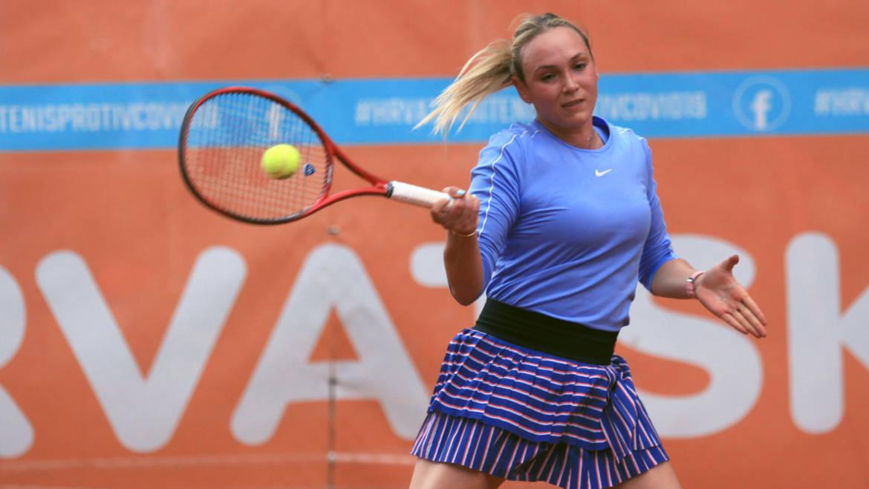 Završen sjajni teniski tjedan u Osijeku, Borna jači od Marina u singlu odluke