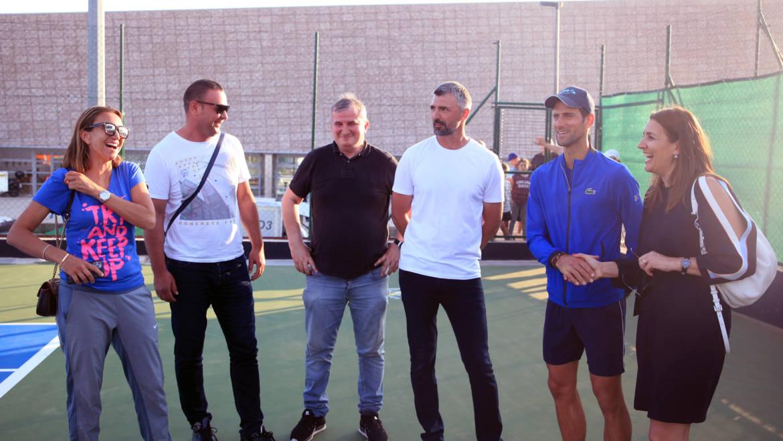 Novak Đoković: Pozivam sve da dođu i da uživamo u sportskom, humanitarnom i glazbenom spektaklu