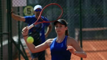 Lucija Ćirić Bagarić do polufinala ITF turnira 1. ranga u Charleroiju, izborila i završnicu parova