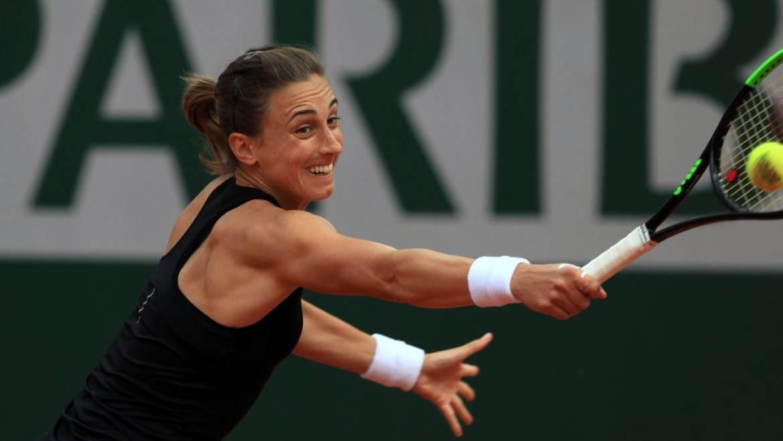 Petra u trećem kolu Roland Garrosa, okrenula 0:1 u setovima protiv Kudermetove