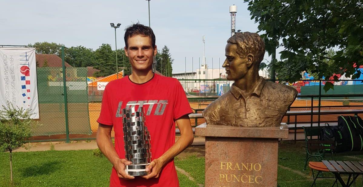 Roko Horvat: Ove jeseni selim u New York – tamo ću studirati i teniski napredovati