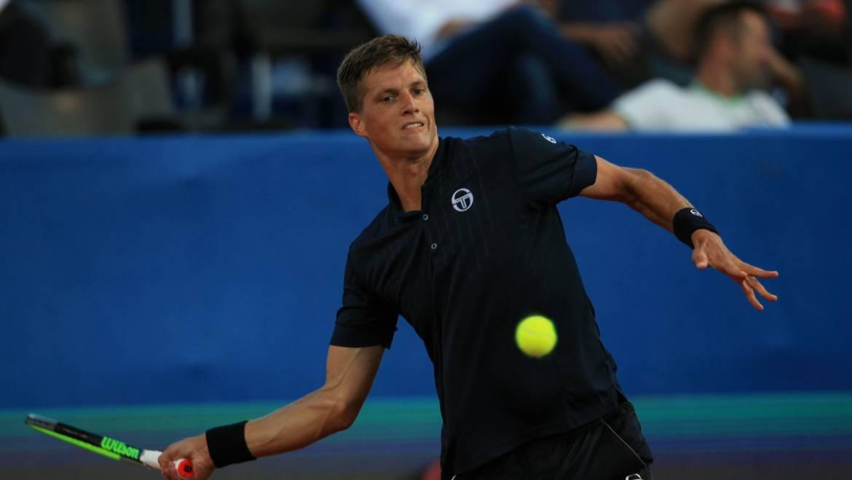 Galović u 2. kolu kvalifikacija Challengera u Bielli, Serdarušić izgubio