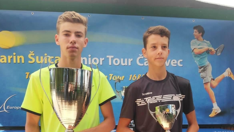 Austrijanac najbolji na Marin Šuica Junior Openu, u finalu slavio protiv Dodiga