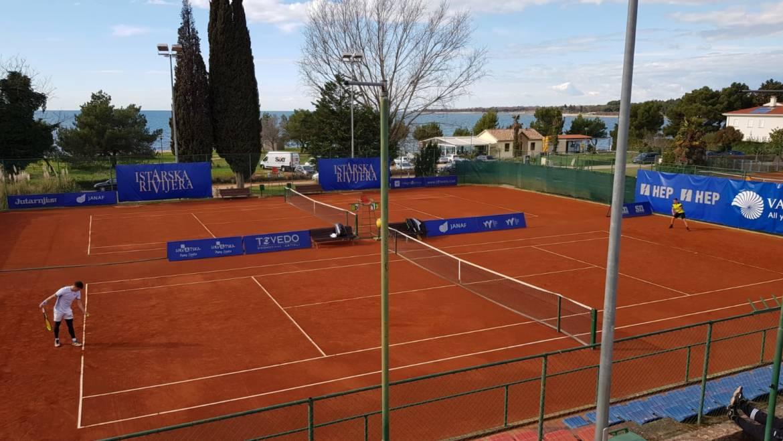 Poreč od 10. do 18. listopada domaćin Tennis Europe turnira 3. ranga do 16 godina