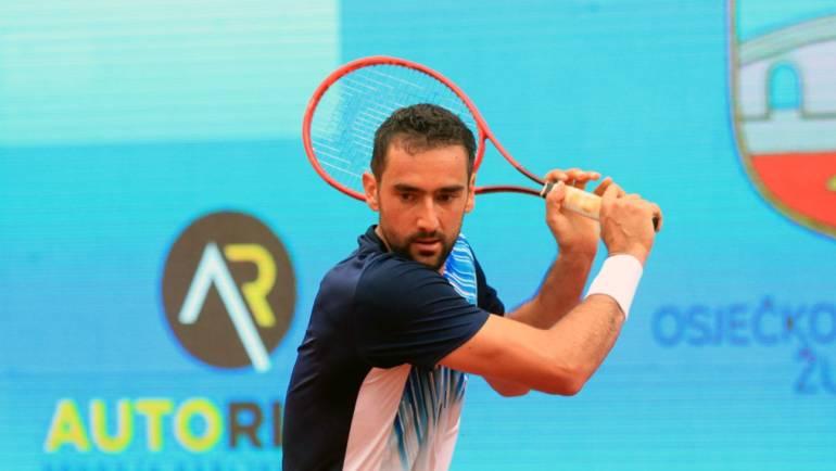 Marin Čilić u polufinalu ATP turnira u Estorilu, Anderson predao nakon prvog seta