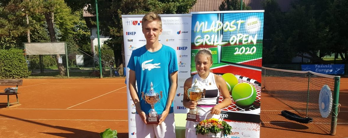 Antonio i Dora najbolji na Mladost Grill Openu