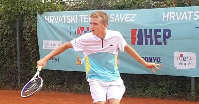 Dva hrvatska finala u singlu te dva naslova u paru na Mladost Grill Openu