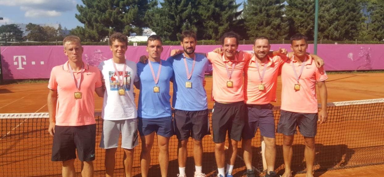 Vulpes najbolji na završnici HEP Druge hrvatske seniorske teniske lige