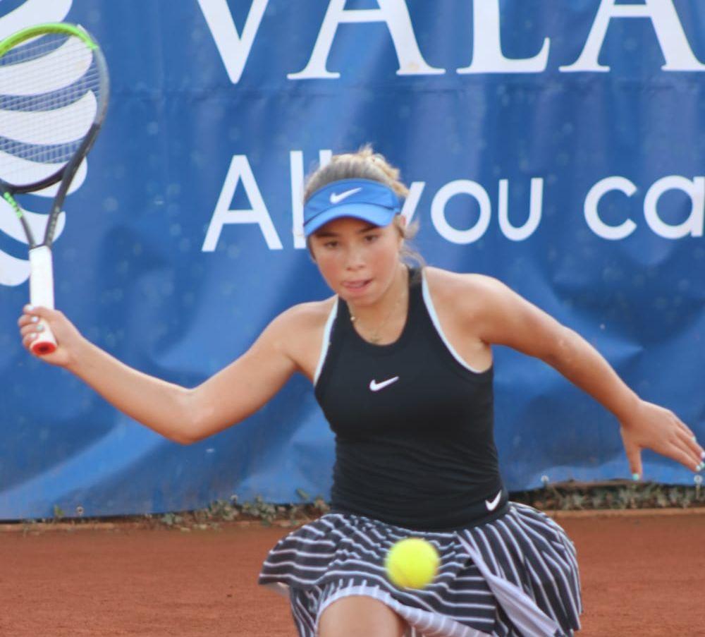 Dora Mišković s 13 godina do prve pobjede na ITF Touru