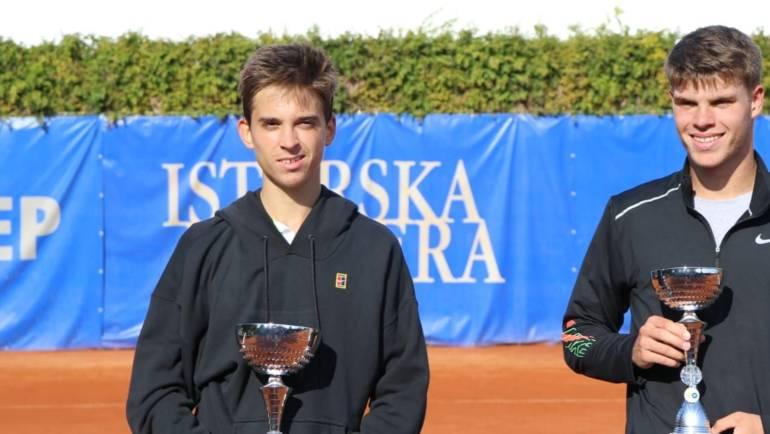 Dino Prižmić pobjednik juniorskog ITF turnira u Poreču
