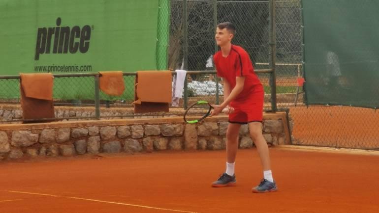 Šodan u finalu Sofije, na korak do prvog naslova na juniorskim ITF turnirima