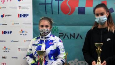 Duje Markovina i Dora Mišković najbolji na HEP Mastersu 13, dvostruko slavlje za Vulpes