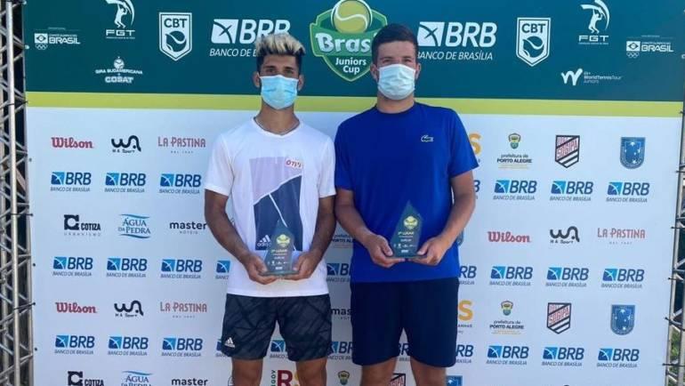 Petra predala četvrtfinale Porto Alegrea, Mili izgubio u završnici parova