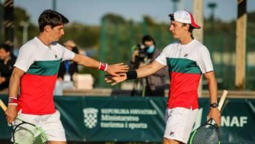 Polmans i Stahovski u finalu Praga prekinuli niz braće Sabanov