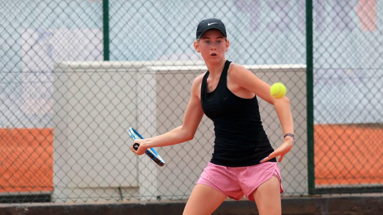 Chiara Jerolimov izgubila polufinale u Pančevu, ona i Preis bez naslova u paru