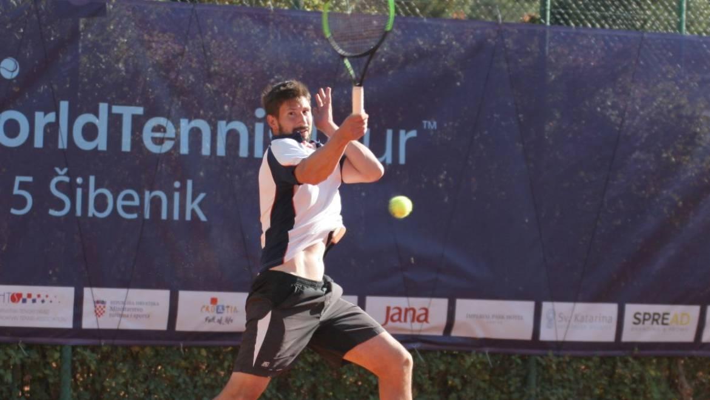 Kekez i Poljičak među najboljih osam na šibenskom Futuresu, međusobno za polufinale