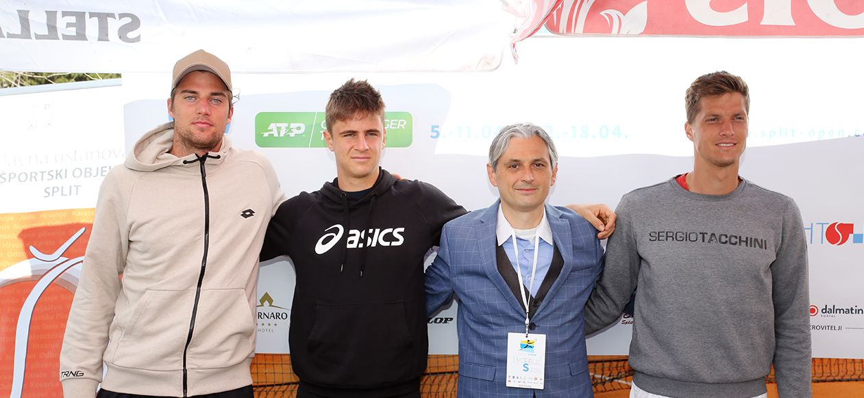 Split Open: Sljedećeg tjedna na turniru i Borna Gojo