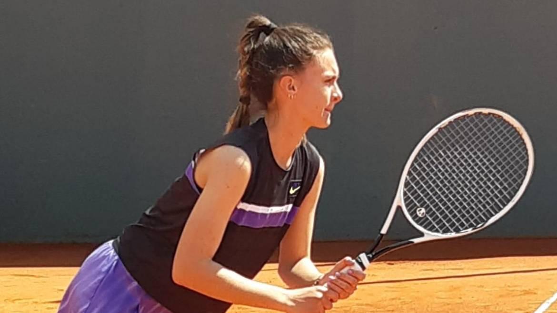 Dora Biondić jedina domaća predstavnica u četvrtfinalu Salona Cupa