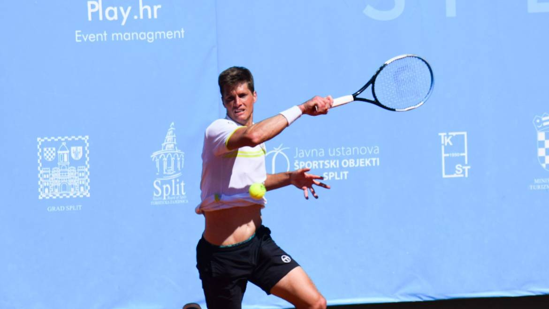 Nino Serdarušić bez  četvrtfinala na Firulama