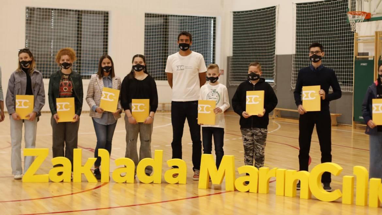 Zaklada Marin Čilića dodijelila stipendije učenicima i donacije školama
