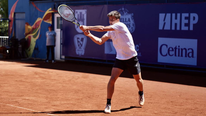 Ajduković i Ninčević ispali u 1. kolu kvalifikacija Zagreb Opena
