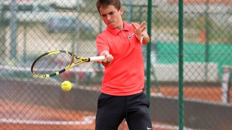 Prižmić zastao u polufinalu Junior Croatia Opena u Čakovcu, Vukadin u četvrtfinalu