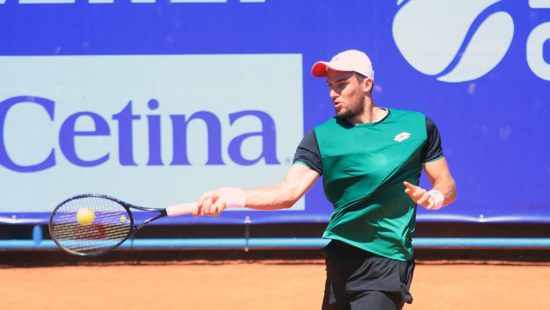 Borna Gojo završio nastup na ATP Challengeru u Bielu već u prvom kolu