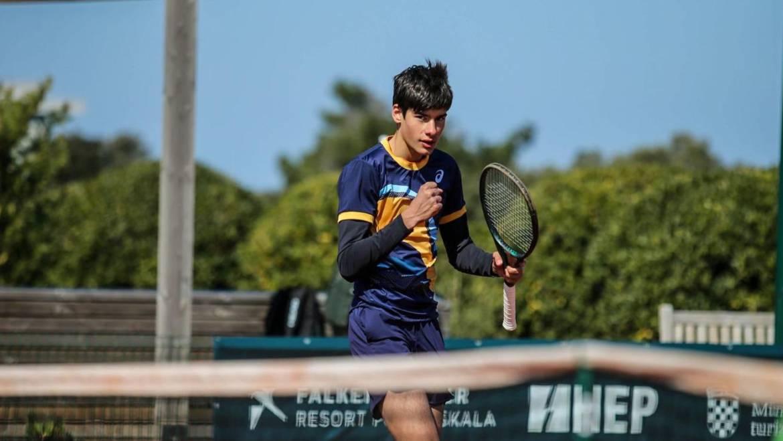 Luka Mikrut do slavlja u paru na juniorskom ITF turniru 1. ranga u Hannoveru