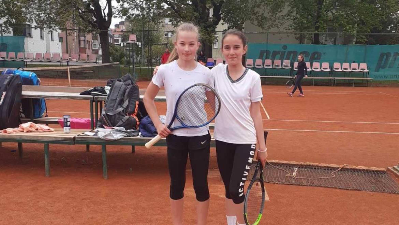 Ana Petković i Mia Burić za završnicu Croatia Cupa, Rašan-Buha igrala finale parova