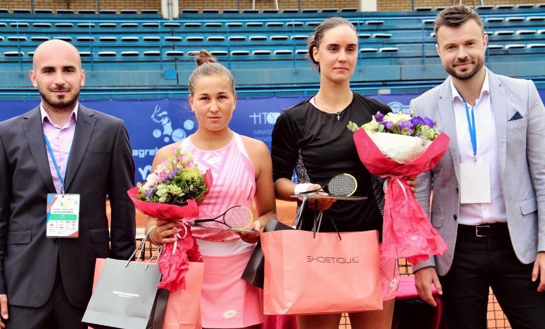 Anhelina Kalinjina ovogodišnja pobjednica Zagreb Ladies Opena