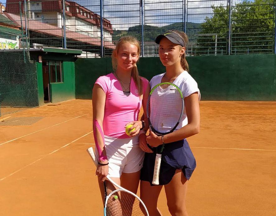 Patrik Jurina i Liv Šumak u 2. kolu ITF turnira u Banjoj Luci