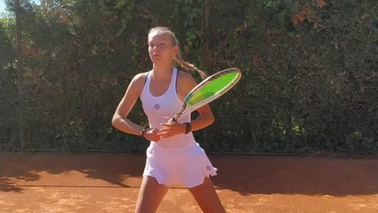 Liv Šumak jedina do pobjede drugog dana ITF turnira u Doboju