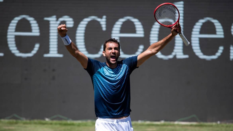 Marin Čilić pobjednik ATP turnira u Stuttgartu, osvojio prvi naslov nakon tri godine stanke
