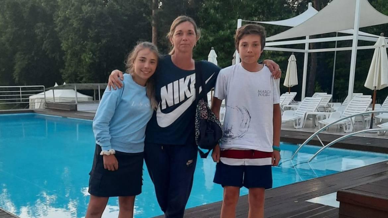 Duje Markovina i Dora Mišković u polufinalu Irpina, Ivan Dumbović u četvrtrfinalu Trsta