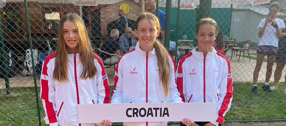 Naši tenisači na kraju peti, a tenisačica šeste na turniru TE Nations Challengea by Head u Karlovcu