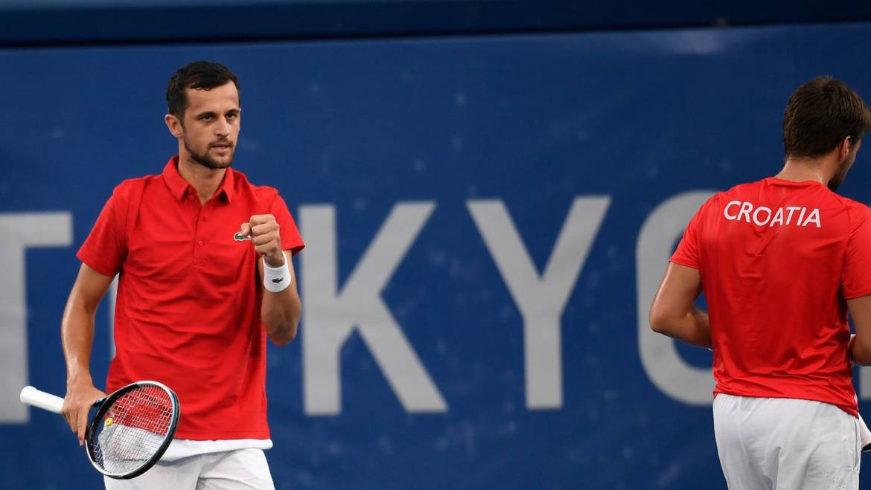 I Mektić i Pavić u polufinalu olimpijskog turnira, hrvatski tenis ima najmanje jednu medalju!