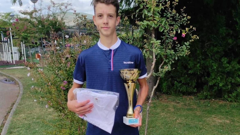 Matej Dodig bez završnog koraka na juniorskom ITF turniru u Mostaru