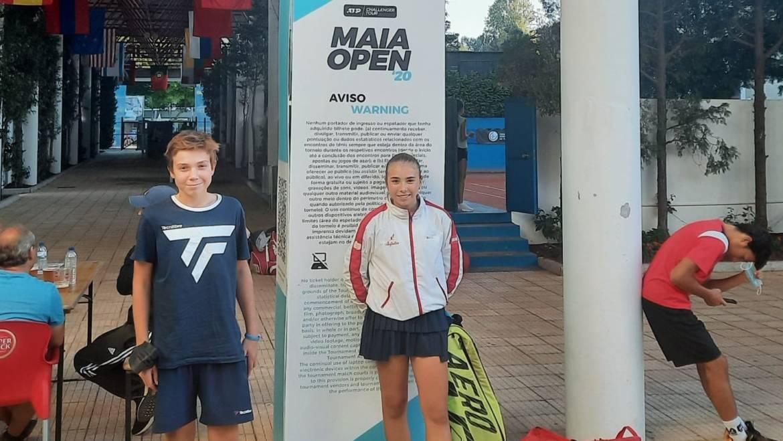 Duje i Dora u 3. kolu TE turnira u portugalskoj Maiji